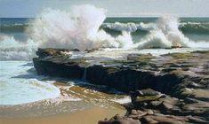 Ruo Li - amazing coastal artist