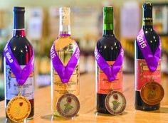 Serve a local Iowa wine this Thanksgiving with plenty of varieties made in our great state.