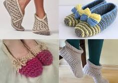 Most Trendy Women's Knit Booties – Knitting And We