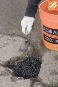 More family time calls for more places to play. Instantly patch up potholes and smooth out your outdoor space with Aquaphalt Asphalt Repair—a lasting fix without the wait time. Diy Hanging Shelves, Floating Shelves Diy, Best Credit Repair Companies, Asphalt Repair, Asphalt Driveway Repair, Pack And Play, John Oliver, Diy Home Repair, Diy Fireplace