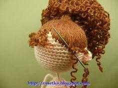Image result for crochet doll pattern