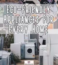 If you save on the energy bills, you save money. Here's a list of daily use appliances that you can replace with their eco-friendly options at your home. All Family, Head Start, Parenting Advice, Did You Know, Knowing You, Saving Money, Eco Friendly, Appliances, Business Products