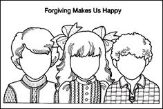Lds Coloring Pages - Free Coloring Pages For KidsFree Coloring Lds Primary Lessons, Bible Lessons, Sunday School Lessons, Sunday School Crafts, Forgiveness Craft, Lds Coloring Pages, Coloring Sheets, Printable Coloring, Sunday School Coloring Pages