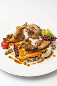 A signature dish at Francesco Mazzei's L'Anima restaurant, this Sicilian rabbit recipe was inspired by a meal cooked for the chef by his in-laws in Sicily - See more at: http://www.greatbritishchefs.com/recipes/sicilian-rabbit-recipe#sthash.Cc8ocfGd.dpuf