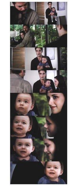 The Twilight Saga - Breaking Dawn Part 2 Twilight Renesmee, Twilight Cast, Twilight Breaking Dawn, Breaking Dawn Part 2, Twilight New Moon, Twilight Series, Twilight Movie, Edward Bella, Edward Cullen