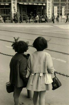 Yamamoto Kansuke 山本 悍右 (1914-1987) Japanese photographer & poet - Nara 奈良…