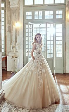 Nicole Spose 2017 Bridal Gown Collection