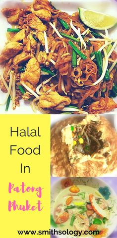 Looking for a halal or pork free food option at the Patong area in Phuket Island ? Or simply great food in phuket? Check out the halal food guide in Patong. Visit Thailand, Phuket Thailand, Phuket Food, Great Recipes, Dinner Recipes, Best Thai Food, Hotel Food, Halal Recipes, Foods To Eat