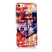 Colorful Anchor Pattern Silicone Soft  Case f... – USD $ 2.99