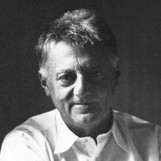 Aldo Rossi (May 1931 – September Profession Of Faith, Aldo Rossi, Famous Architects, Portraits, Retro Design, Architecture, People, Dan, September