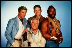 Why The A-Team makes a great team, and how you can steal their mojo --> I Love It When A Team Comes Together   #business #80sTV