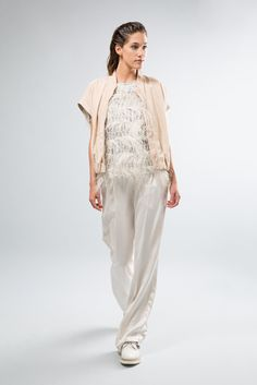 Brunello Cucinelli Spring 2015 Ready-to-Wear - Collection - Gallery - Look 13 - Style.com