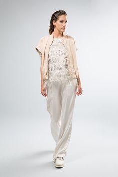 Spring 2015 Ready-to-Wear - Brunello Cucinelli #fashion #designers #style #design #details #fashionweek