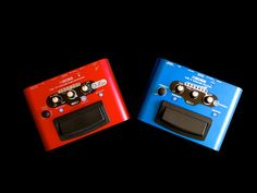 Boss VE-1 + VE-2 vocal effects