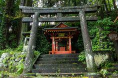 Roadside Shinto Shrine, Nikko, Japan - Travel Past 50