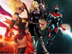 She Hulk Hot | Captain Marvel (Carol Danvers) Appreciation - Page 378