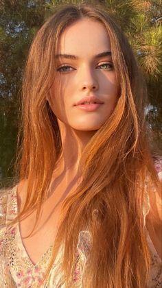 Beautiful Redhead, Beautiful Models, Brunette Beauty, Hair Beauty, Kristina Pímenova, Beauté Blonde, Red Hair Woman, Redheads, Beauty Women