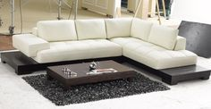 leather room white sectional for sofa furniture modern ideas living excellent