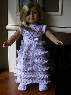 American girl crochet