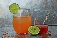 Sweet Chili Sake Cooler : Cocktails : DrinkWire