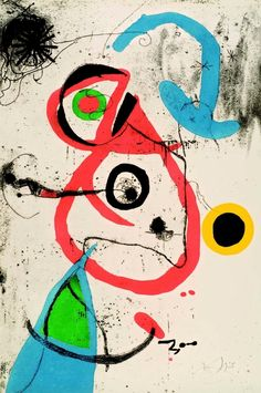 Joan Miro by martha