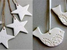 Faire des décorations en pâte d'argile autodurcissante • Hellocoton.fr