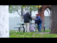 How Does A Homeless Man Spend $100? - YouTube