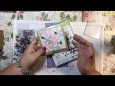 Stampin' Up! Exploding Card - YouTube