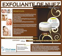 Exfoliante de Nuez. Shelo Nabel