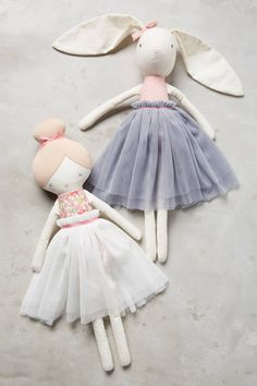 Ballerina Plush Toy - anthropologie.com