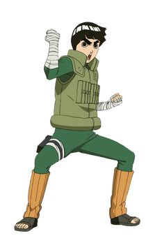 Rock Lee (ロック・リー, Rokku Rī) is a major supporting character of the series. He is a chūnin-level shinobi of Konohagakure and a member of Team Guy. Anime Naruto, Naruto Uzumaki, Manga Anime, Kakashi Sensei, Naruto Oc, Akatsuki, Rock Lee Naruto, Fanart, Ghibli Movies