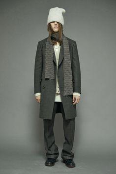 Marc Jacobs Fall 2015 Menswear Fashion Show