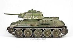 [1/35] Panther II - Amusing Hobby kit nr 35A012 - Imgur