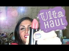 Ulta Haul!!  First one of 2014!!!