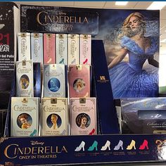 disneylifestylers 6 days ago New @disneycinderella nail polish kits by @redcarpetmanicure from @ulta Thanks to @snow_princess26 for the pic! #disney #disneycinderella #cinderella #cinderellamovie #disneybeauty #disneymakeup #disneyprincess #nailpolish #ulta #redcarpetmanicure