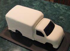how to make an ambulance cake