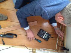 Bij iedere opdracht uitgebreide technische inspectie!