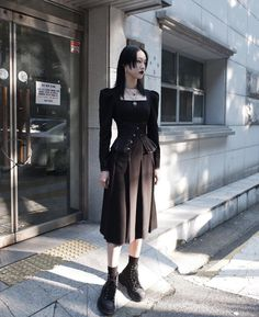 Edgy Outfits, Cool Outfits, Fashion Outfits, Womens Fashion, Looks Dark, Looks Cool, Sora Choi, Cool Style, My Style