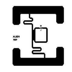 UHF Alien inlay 9634