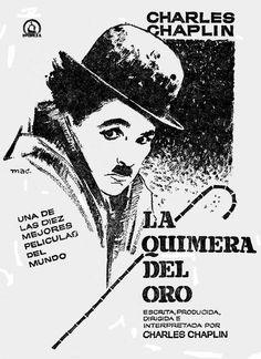 LA QUIMERA DEL ORO (1925)
