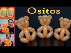 how to make a balloon teddy bear How To Make Balloon, One Balloon, Balloon Flowers, Balloon Columns, Balloon Dog, Balloon Crafts, Balloon Decorations, Boy Birthday Parties, Birthday Party Decorations