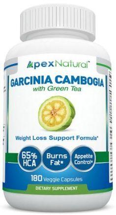 Apex Natural Garcinia Cambogia with Green Tea | Bit O' Everything