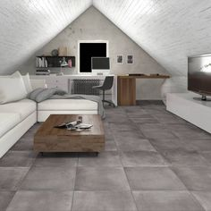 If you looking for stylish grey floor tiles for kitchens, hallways or bathrooms where an anti slip finish is desired the Clarens range of grey anti slip tiles are perfect. With an R11 anti slip rating and made from quality porcelain they are ideal for busy family homes. They are also suitable as outdoor floor tiles and for some commercial environments.