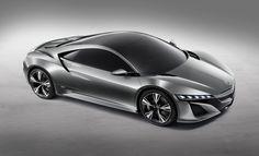 Acura NSX Concept concepts