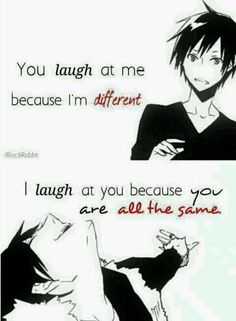 izaya orihara quotes * izaya orihara ` izaya orihara aesthetic ` izaya orihara fanart ` izaya orihara wallpapers ` izaya orihara x shizuo heiwajima ` izaya orihara cute ` izaya orihara quotes ` izaya orihara icon Girls Anime, Anime Life, I Love Anime, Anime Manga, Izaya Orihara, Shizaya, Durarara, Sad Anime Quotes, Manga Quotes