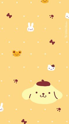 Check out this awesome collection of Sanrio iPhone wallpapers, with 44 Sanrio iPhone wallpaper pictures for your desktop, phone or tablet. Moomin Wallpaper, Rilakkuma Wallpaper, Sanrio Wallpaper, Hello Kitty Wallpaper, Kawaii Wallpaper, Pastel Wallpaper, Cute Wallpaper Backgrounds, Trendy Wallpaper, Wallpaper Iphone Cute