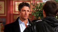EJ DiMera with brother Chad DiMera #Days of our Lives - Episode Guide - Thursday - 01/10/13 - NBC.com