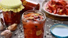 Preserves, Pickles, The Creator, Food And Drink, Vegetables, Drinks, Cots, Canning, Kitchens