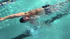 Watch our Speedo Fit videos to get expert backstroke technique tips for your stroke - helping you to swim better and Get Speedo Fit. Shot underwater, above, ...