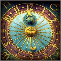 Wroclaw Astronomical Clock